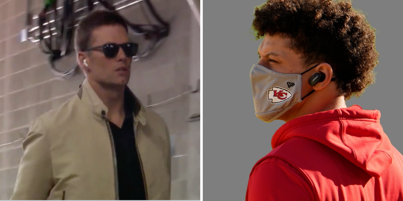 Liberals are triggered by Tom Brady not wearing a mask before Super Bowl