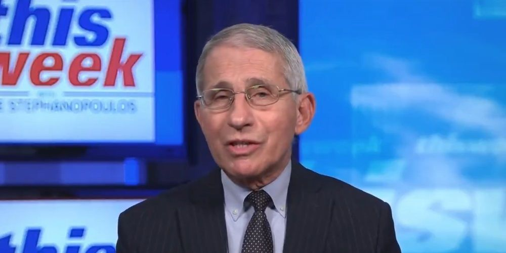 WATCH: Fauci says US may not return to normal until 2022