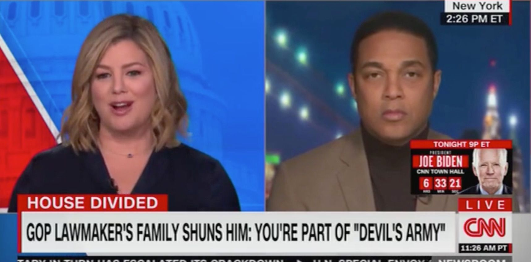 WATCH: Don Lemon says Republicans are the party of 'bigots,' 'racists,' 'white supremacists,' and 'anti-semites'
