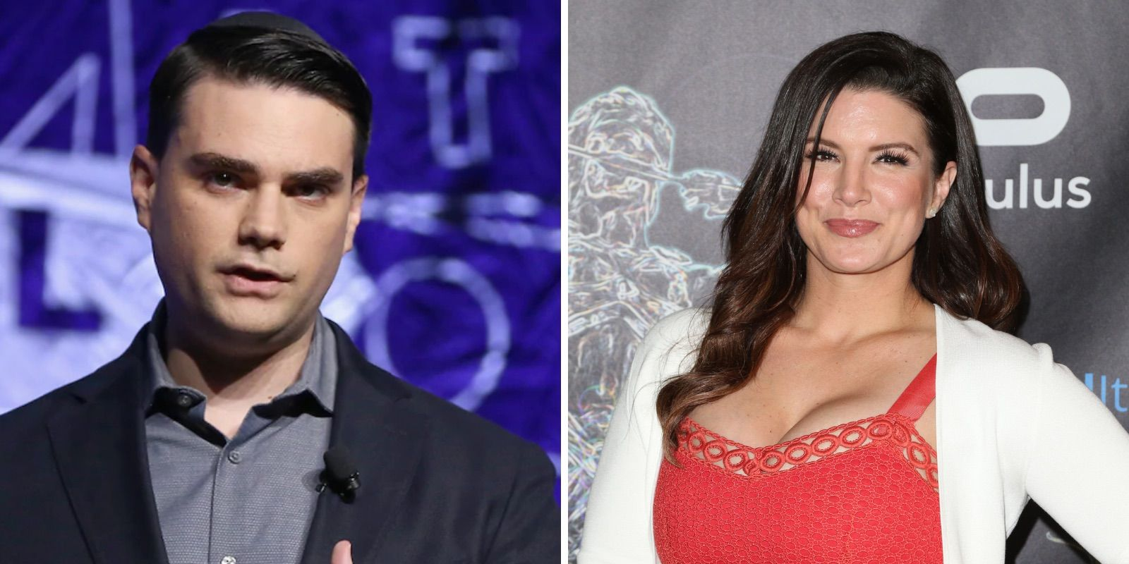 WATCH: Gina Carano calls out Disney for 'bullying' in interview with Ben Shapiro