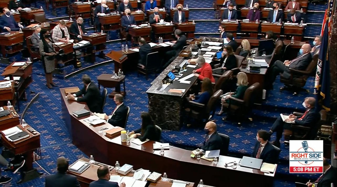 BREAKING: Vote passes for Trump impeachment trial to proceed