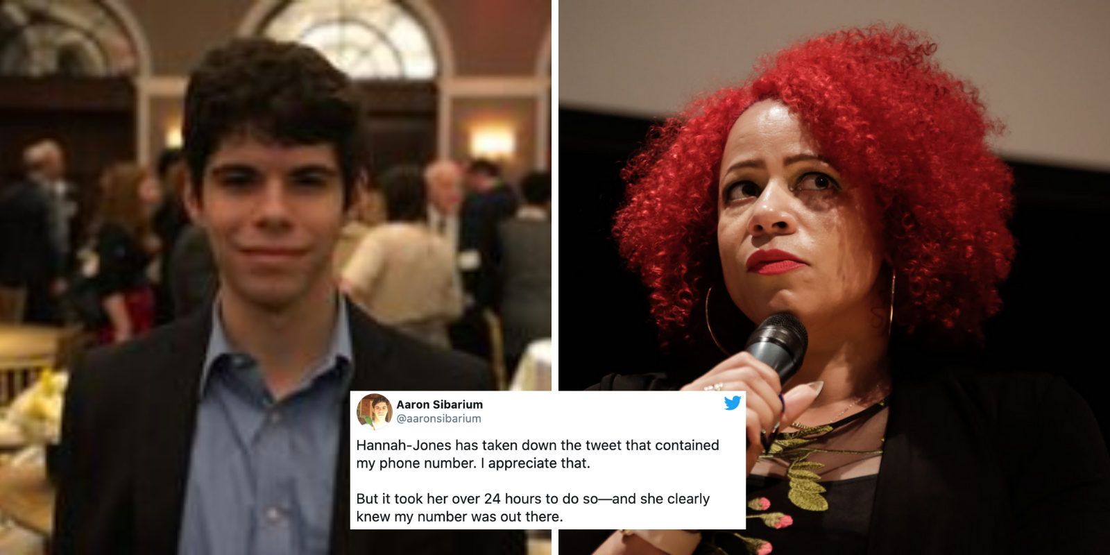 1619 Project founder doxes reporter for questioning her about NYT witch hunt