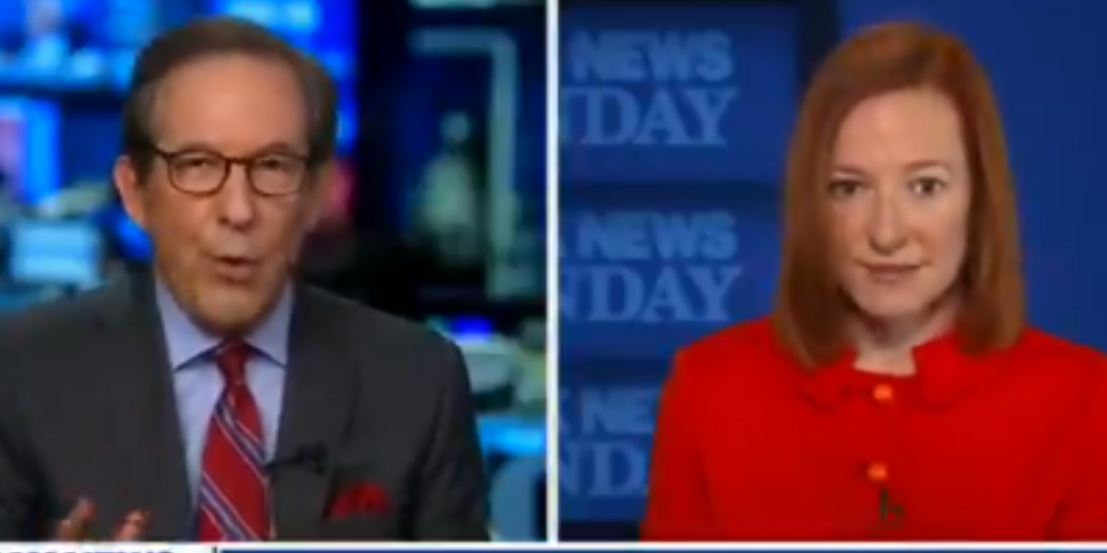 Psaki still refuses to commit to when reporters will be allowed in border facilities