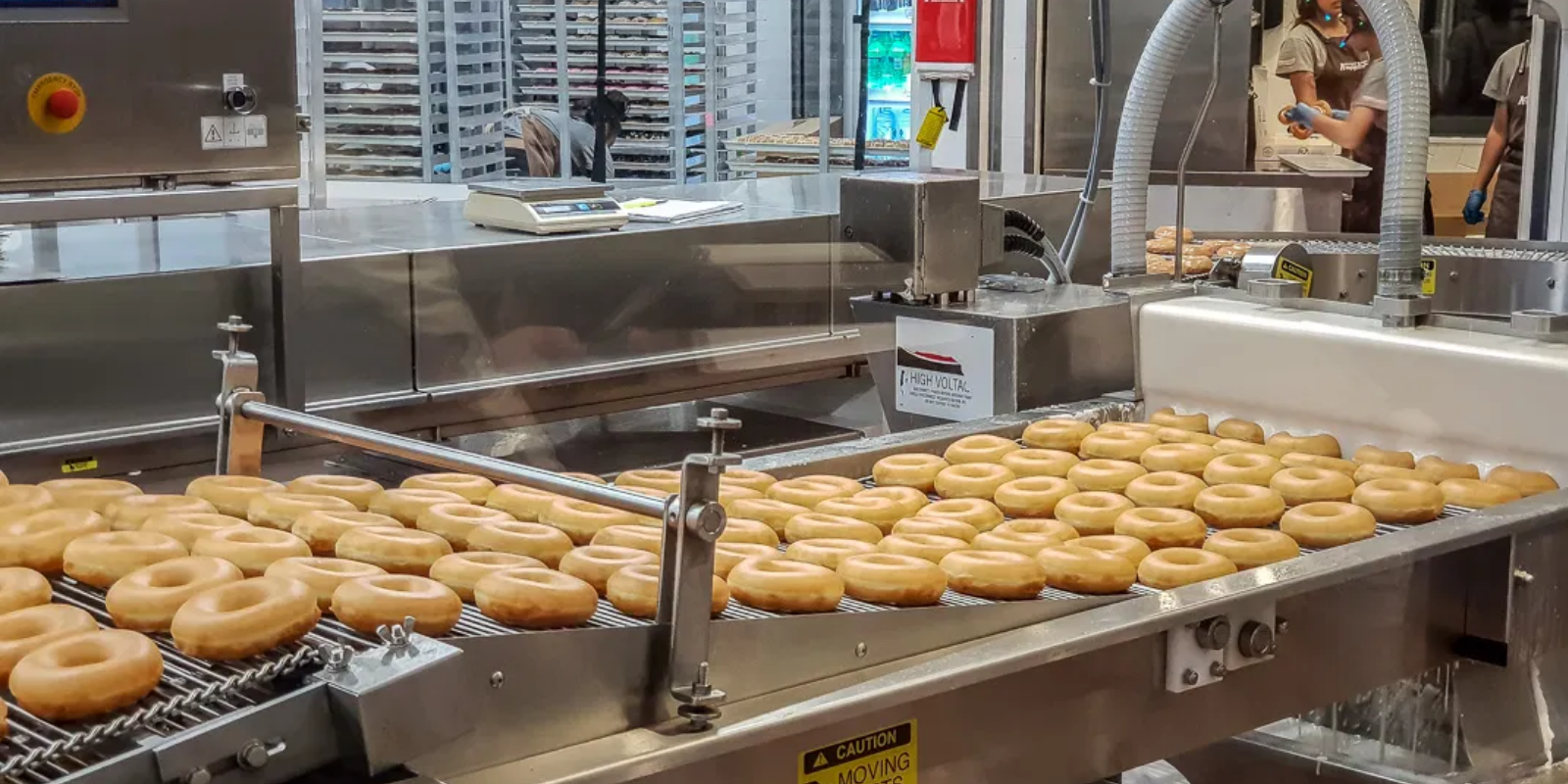 Krispy Kreme offers free daily donuts to those with vaccine—despite obesity being a leading factor in COVID deaths