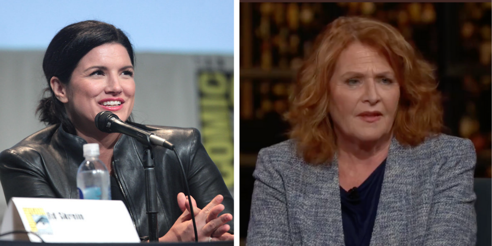 WATCH: Democrat politician falsely accuses Gina Carano of being a 'Nazi'