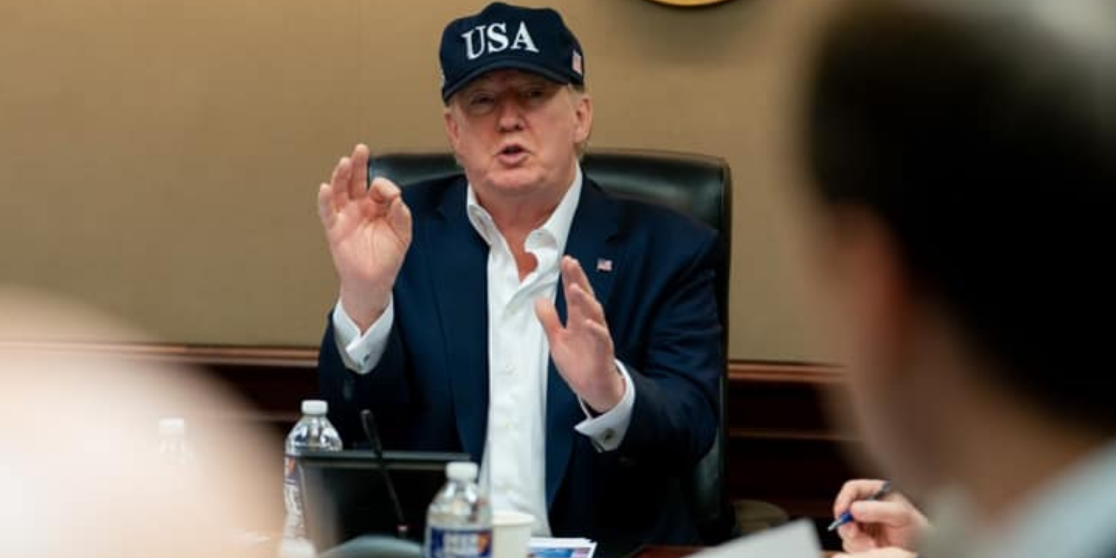 Trump hits back hard at Wall Street Journal, Mitch McConnell, RINOs in blistering statement