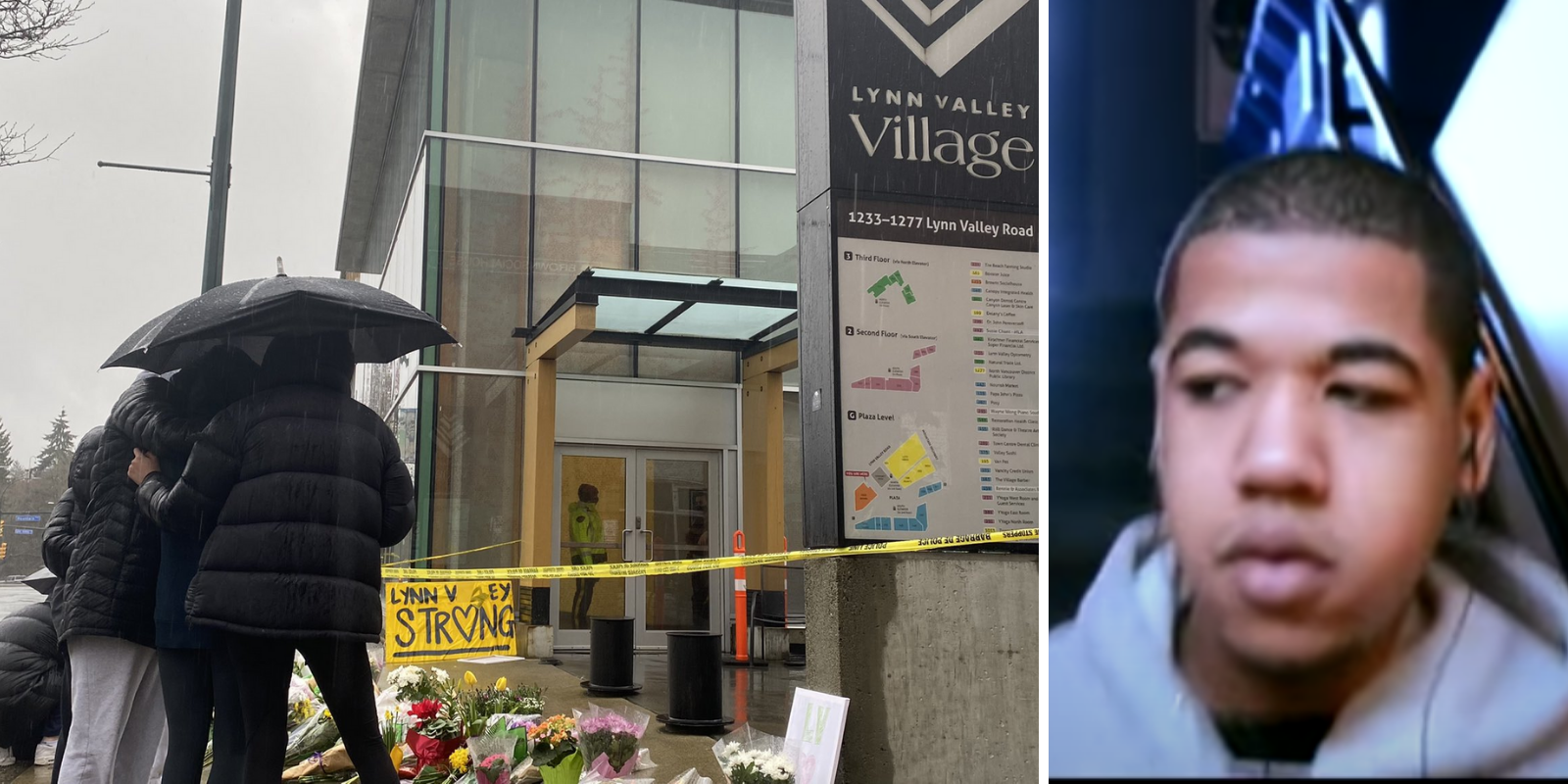 North Vancouver stabbing suspect charged with second-degree murder