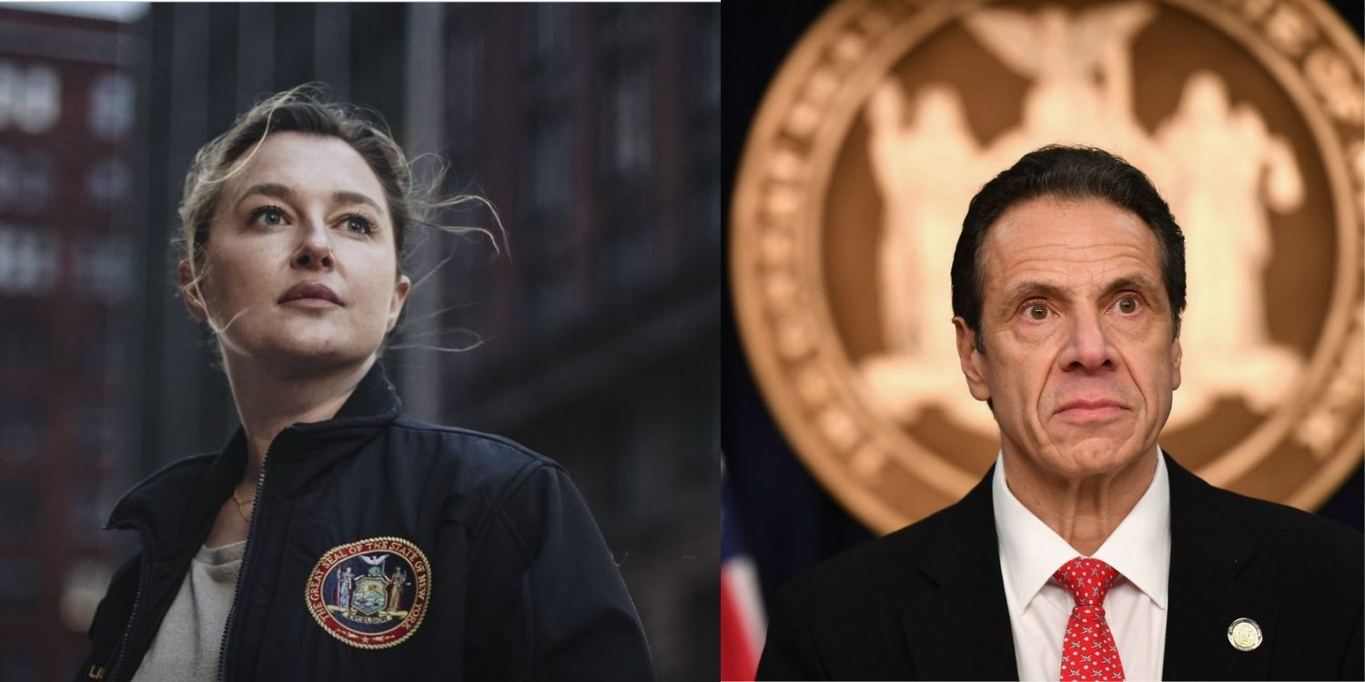 BREAKING: A third former aide has come forward alleging sexual misconduct against Andrew Cuomo