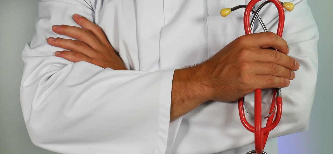 The doctor who ruins your health, then gives you medical advice