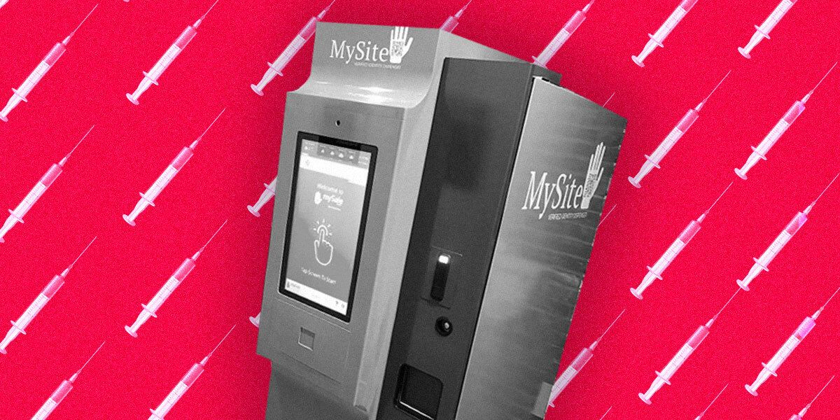 EXCLUSIVE: Experts speak out against Trudeau-backed opioid-dispensing vending machines