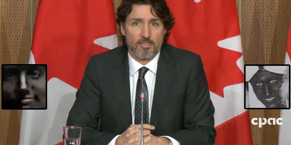 WATCH: When asked about Royals, Trudeau claims Canadian Parliament was built on 'systemic racism'