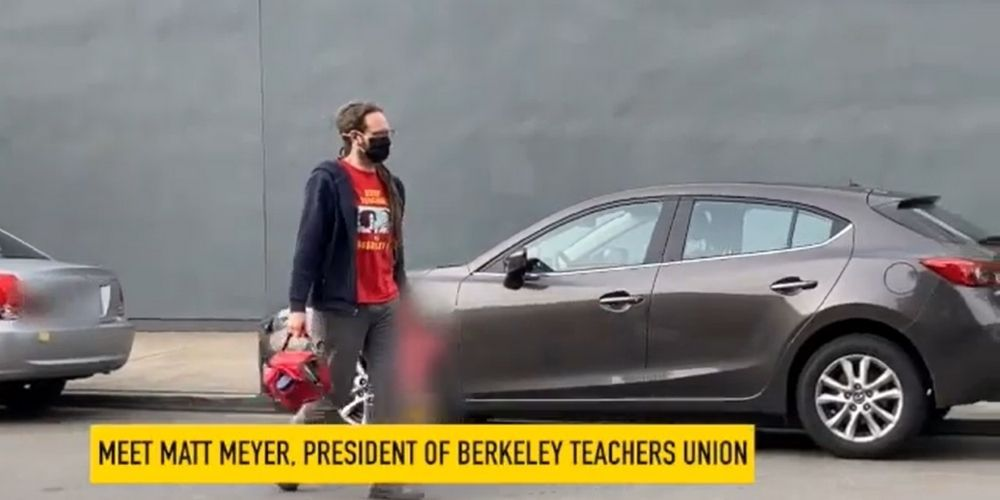 Berkeley Teachers' Union President caught dropping off daughter at preschool after advocating for schools to remain closed