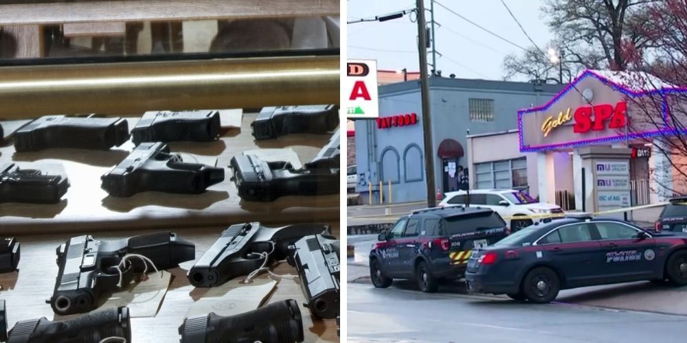 Gun purchase waiting periods may become more frequent following Atlanta shooting