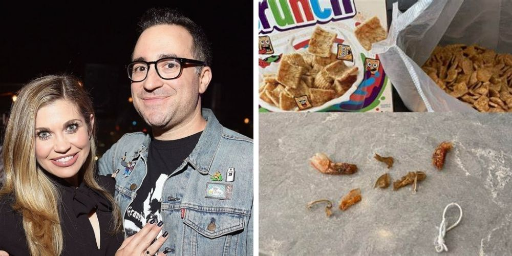 Comedian's alleged discovery of shrimp tails in his Cinnamon Toast Crunch goes viral