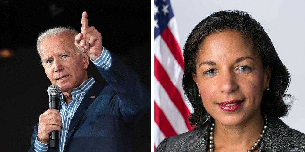 Biden appoints Susan Rice to lead charge on mail-in-voting expansion