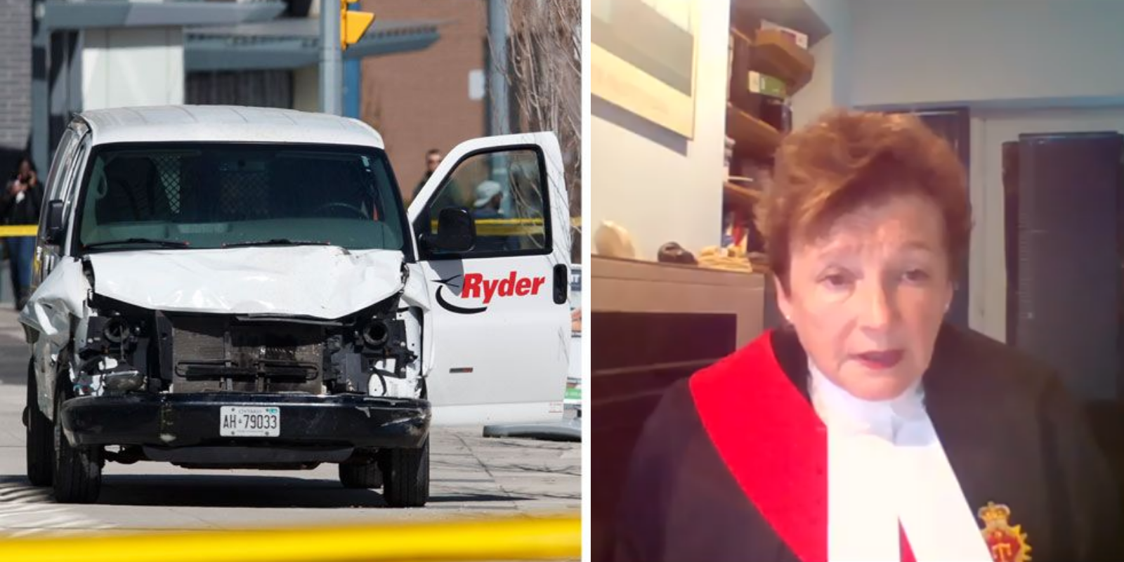 Toronto van attacker found guilty on all counts