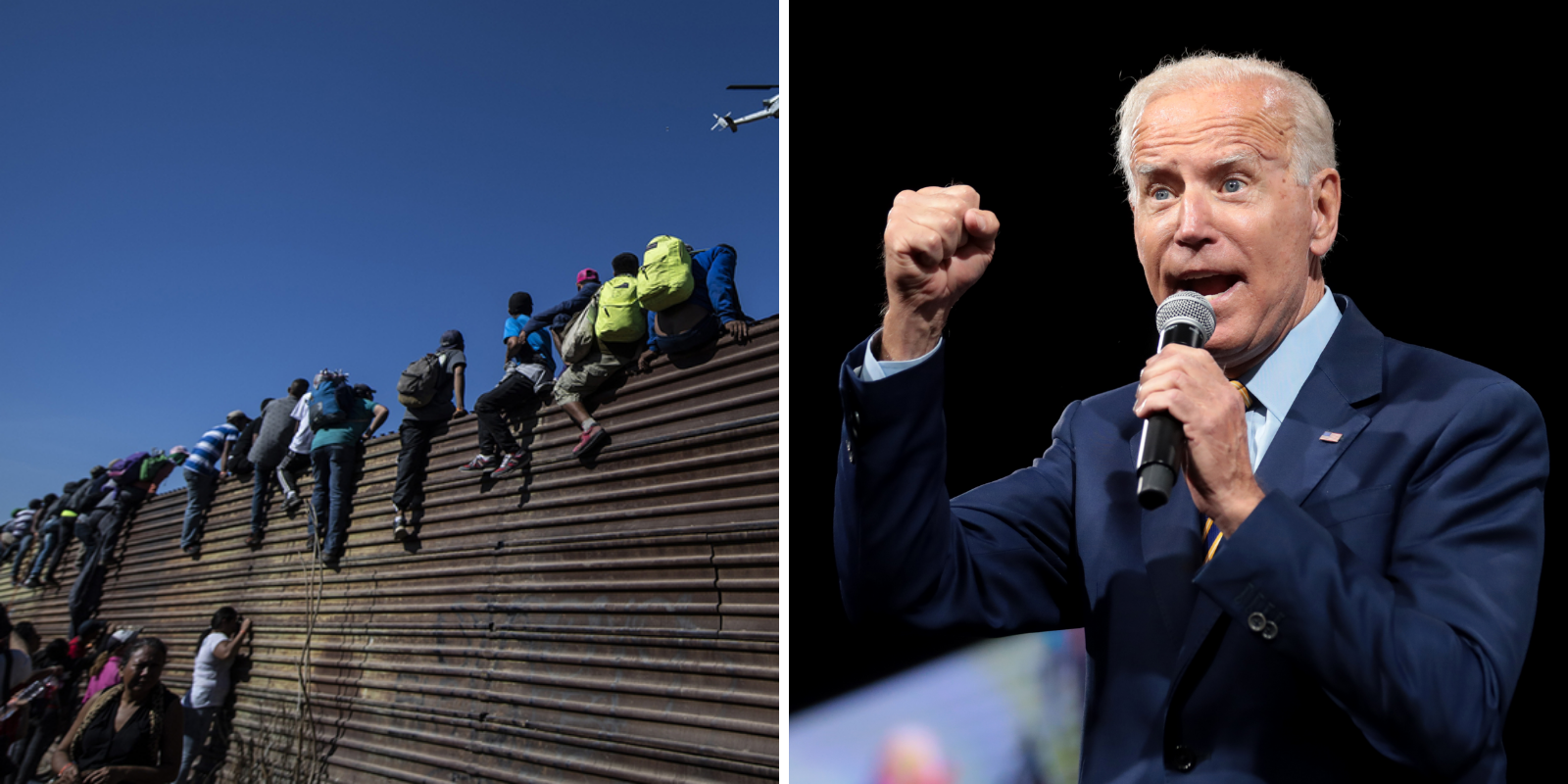 REVEALED: Leaked documents show child migrant crisis at US-Mexico border