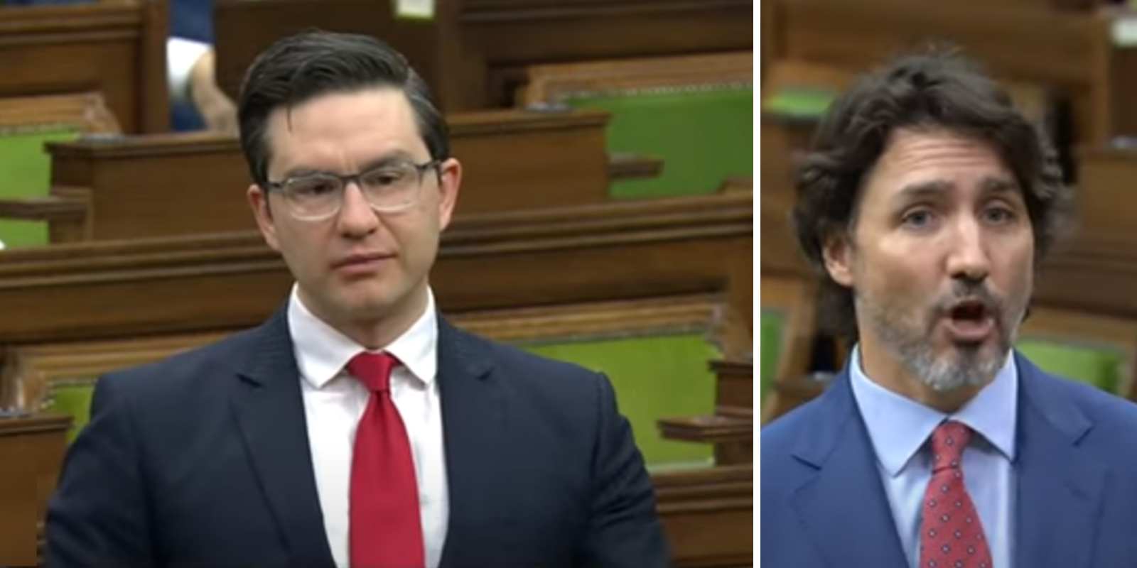 WATCH: Trudeau says Poilievre is one of 'many Canadians who lost their jobs during the pandemic'
