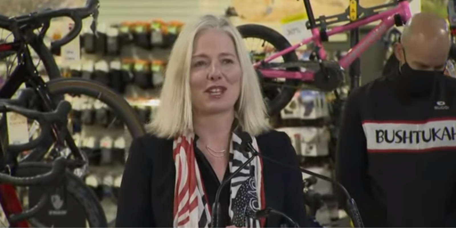 BREAKING: Catherine McKenna announces $400 MILLION for bike paths and trails