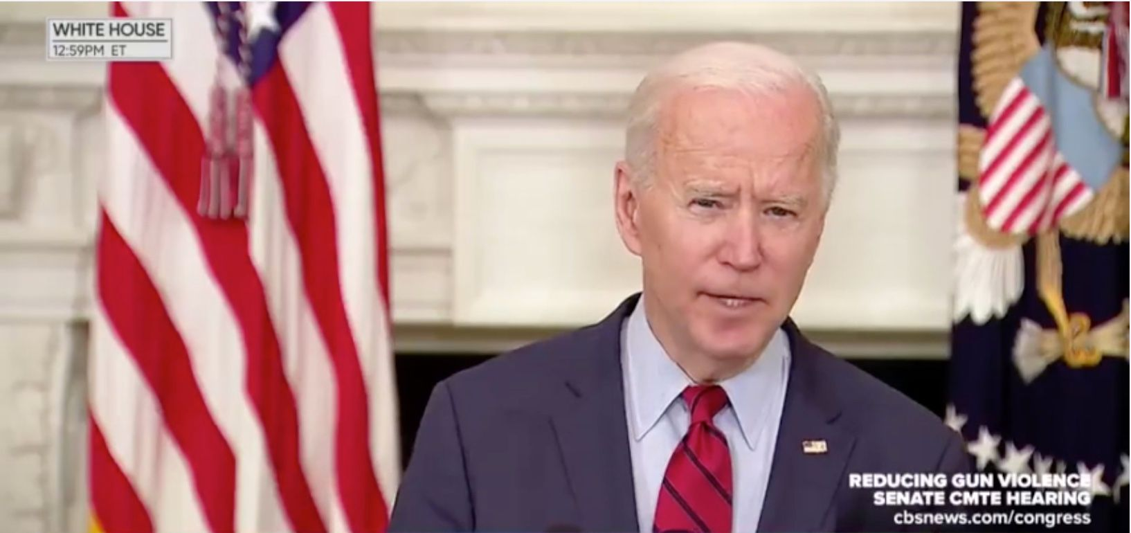 WATCH: Biden to use Boulder mass shooting to tighten gun control laws