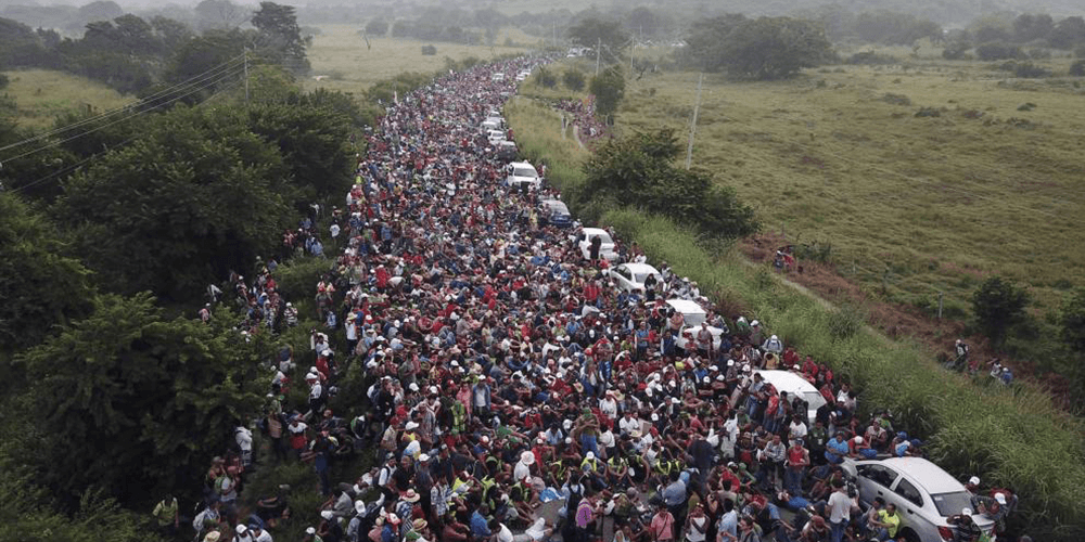 Trump's reaction to Biden border crisis: 'Our country is being destroyed'