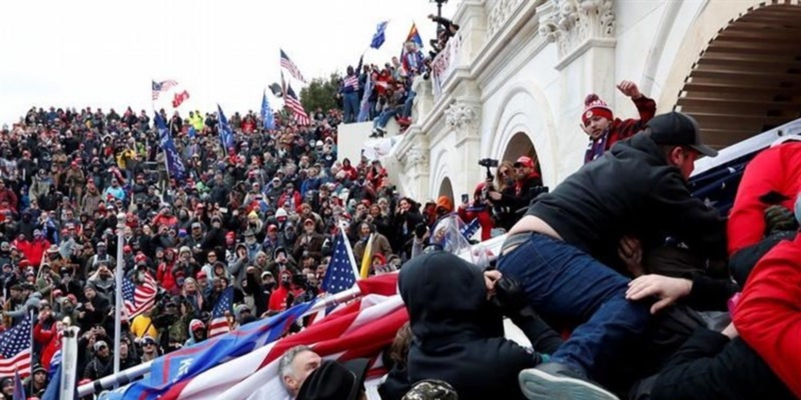 Capitol riot defendant requests trial be moved to home state of Texas
