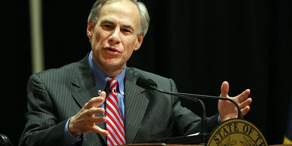 BREAKING: Texas governor declares state is reopening '100 percent'