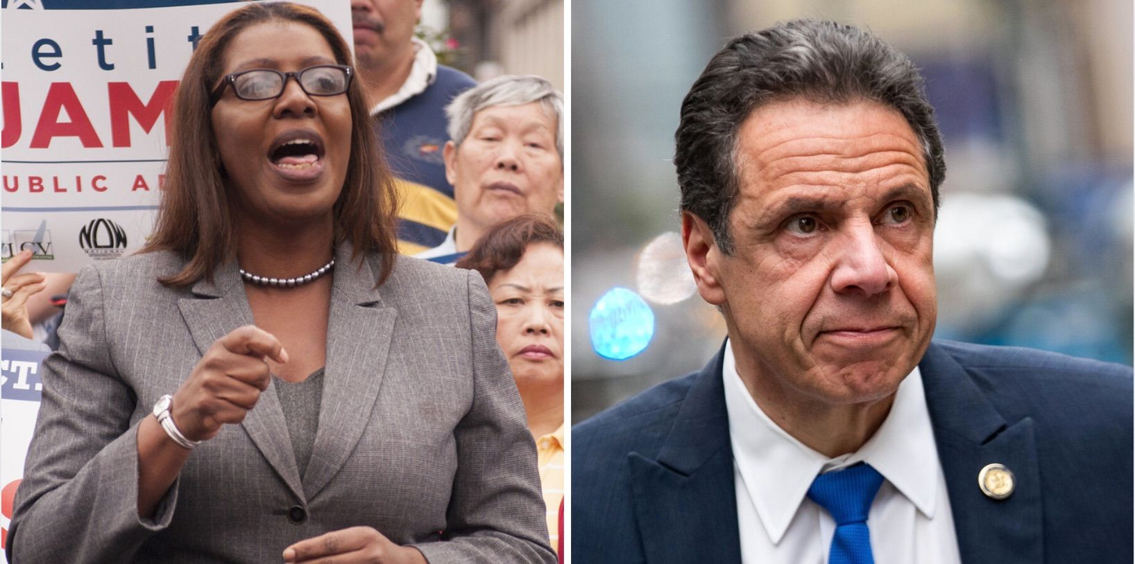 Sexual harassment claims against Cuomo to be investigated by attorneys appointed by New York AG's office
