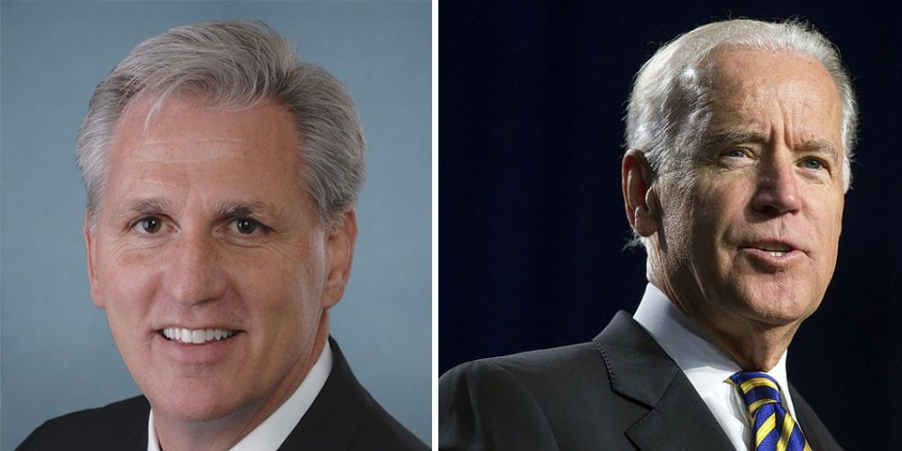 Kevin McCarthy demands meeting with Biden to discuss growing border crisis