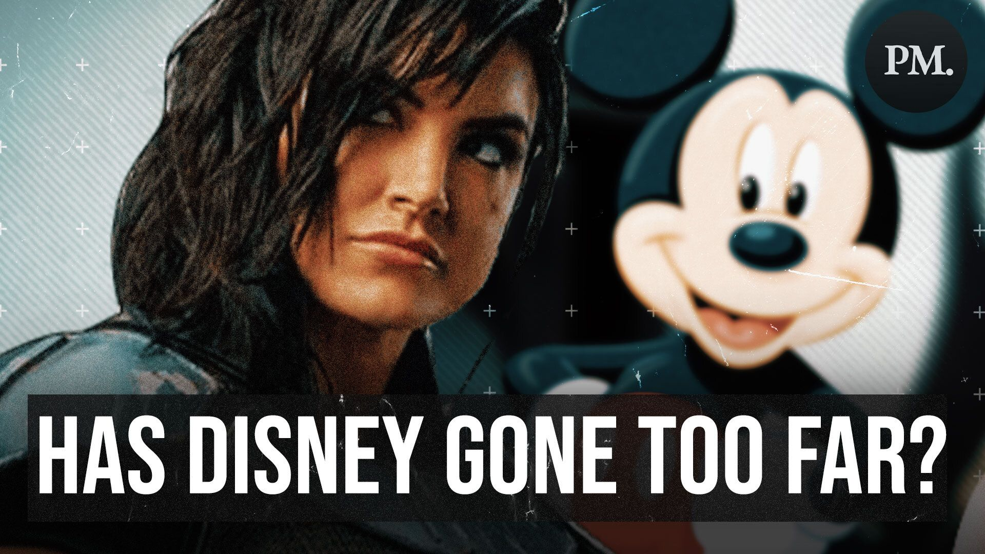 Has Disney gone too far by cancelling Gina Carano?—Cancel This