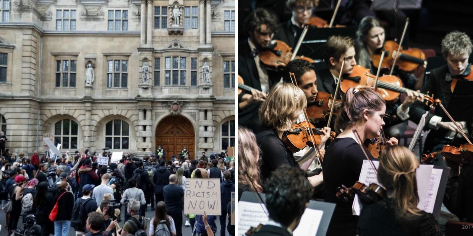 Oxford University staff propose to 'rethink' teaching sheet music because of its 'complicity in white supremacy'