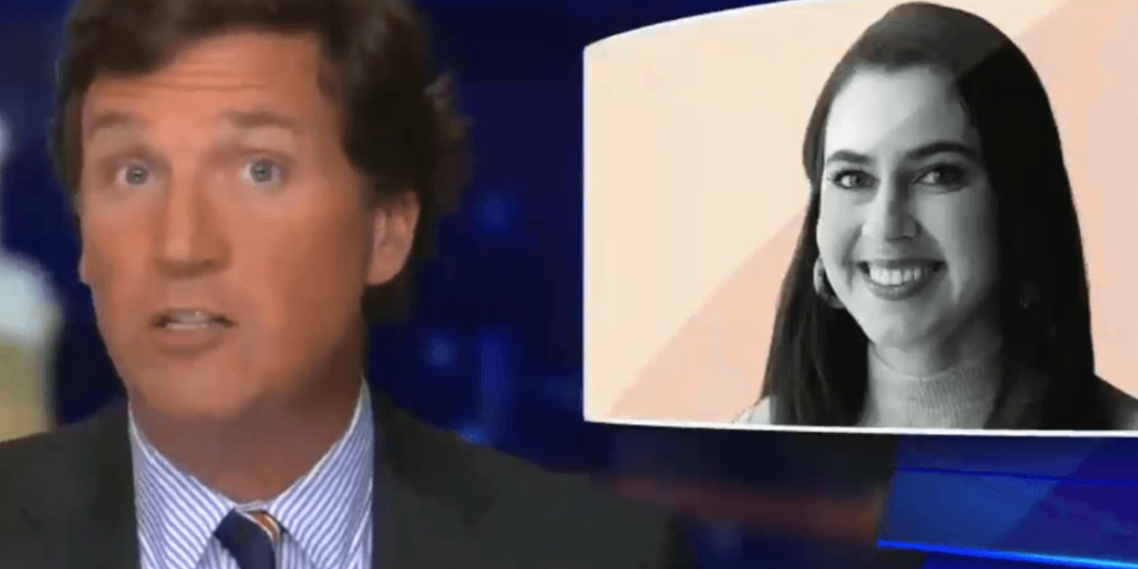 The New York Times condemns Tucker Carlson for reporting on malicious bully Taylor Lorenz