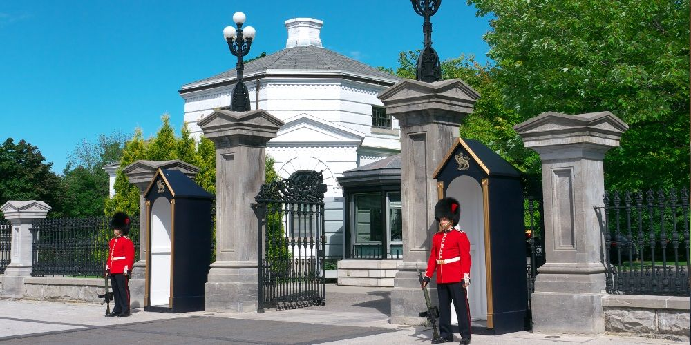 Man who broke into Rideau Hall grounds with gun to be sentenced