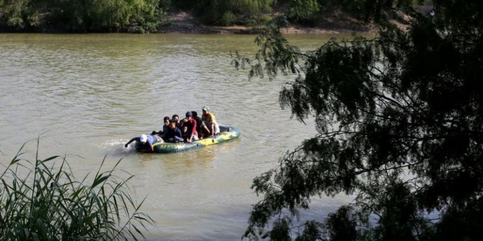 9-year-old girl drowns trying to reach US amid Biden border crisis