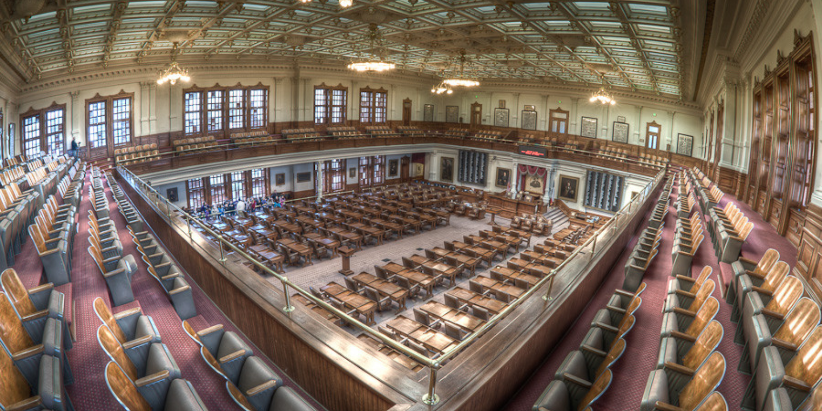 Texas State House greenlights bill to allow carrying firearms with no license