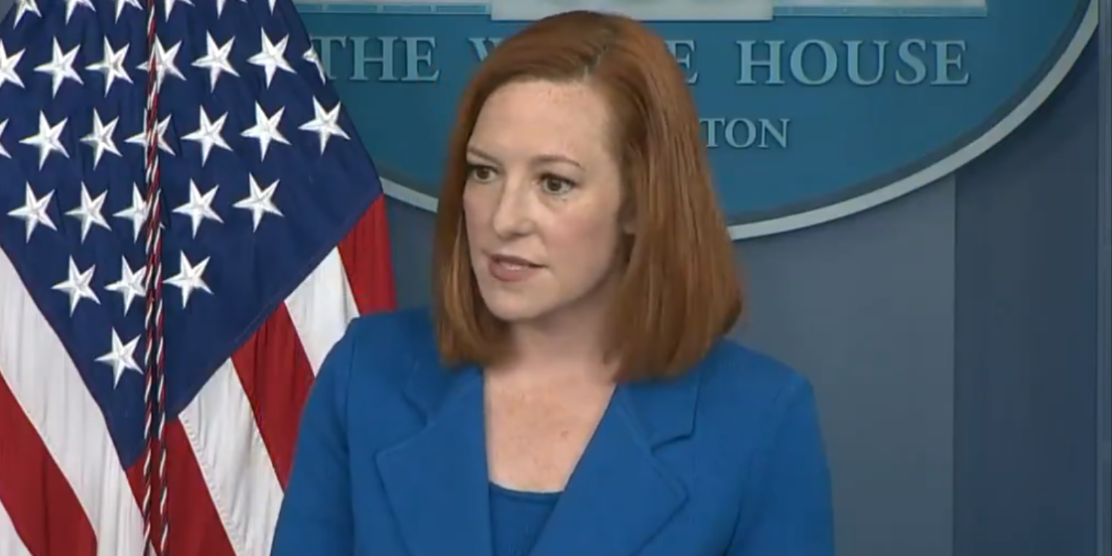 OUT OF SYNC: Psaki and Biden now contradict each other on definition of 'border crisis'