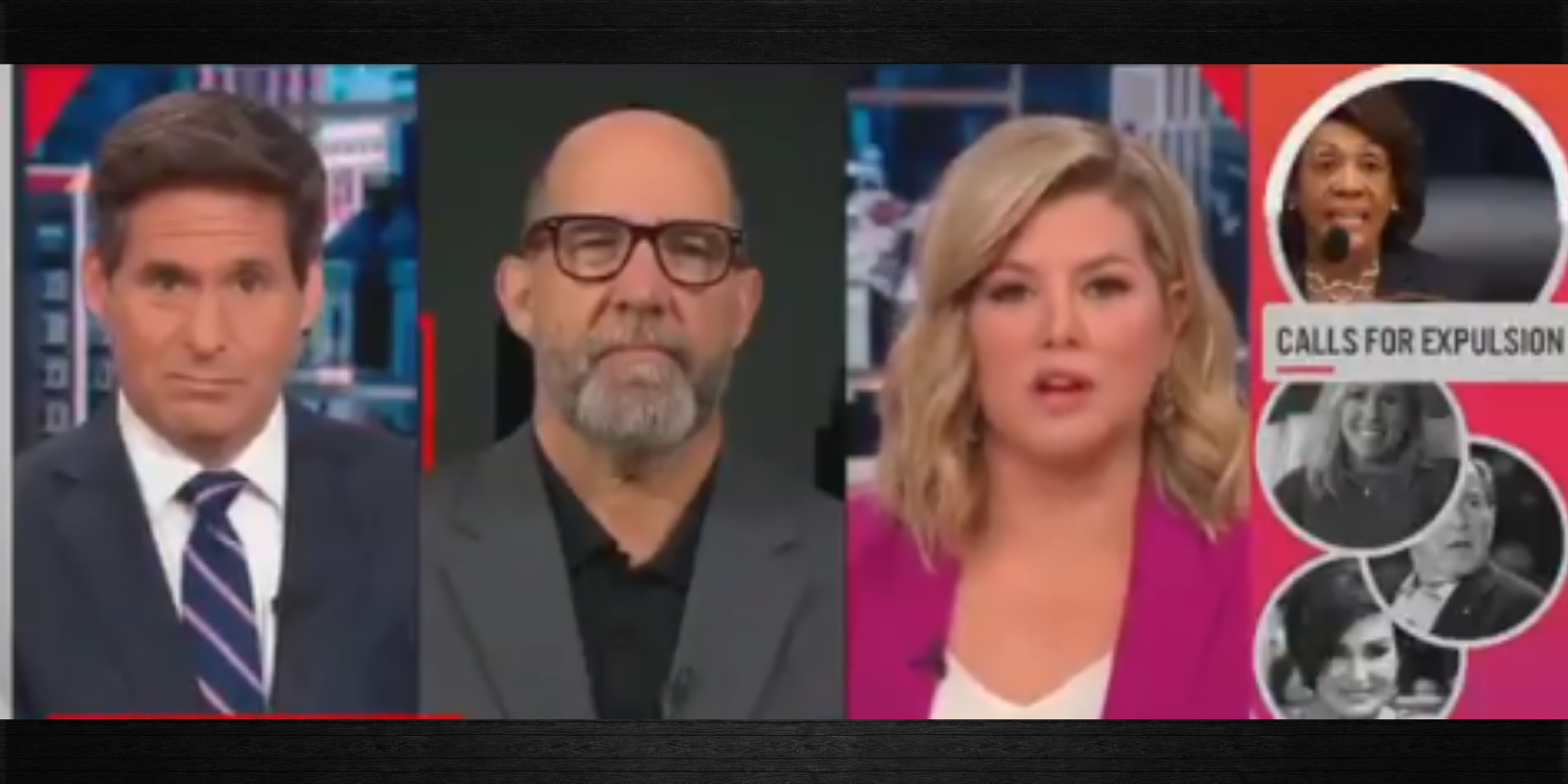 WATCH: CNN defends Maxine Waters incitement of violence against police