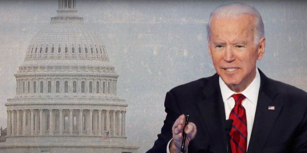 President Biden describes situation at southern border as a 'crisis' for first time