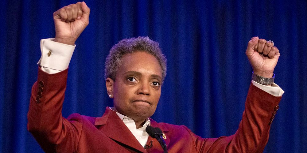 Chicago Mayor Lightfoot wants city police to get approval before chasing suspects on foot