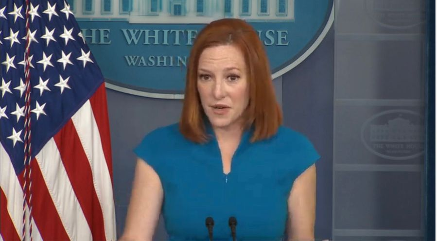 WATCH: Psaki tries to walk back Biden's comments about praying for 'right verdict' in Chauvin trial