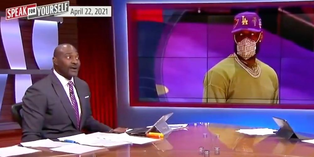 WATCH: NFL legend Marcellus Wiley calls out LeBron James' targeting of police officer who saved a young woman's life