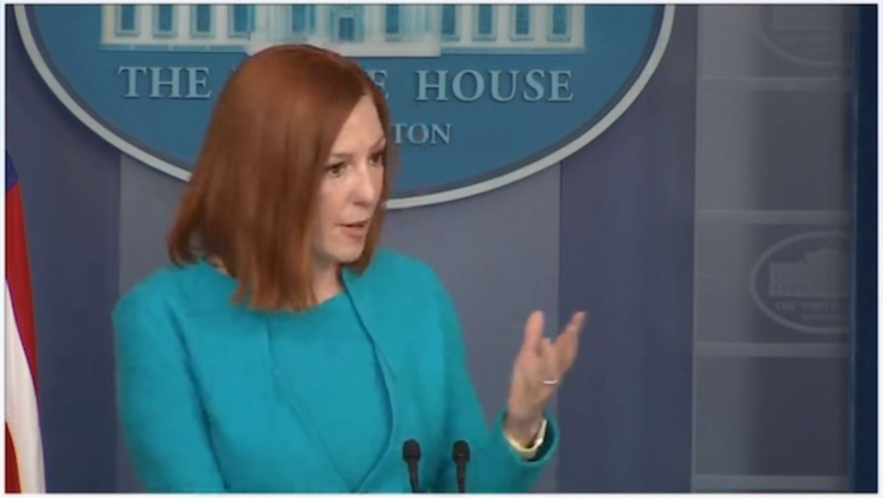 WATCH: White House press secretary says Biden 'has his own view' on court expansion—refuses to say what it is