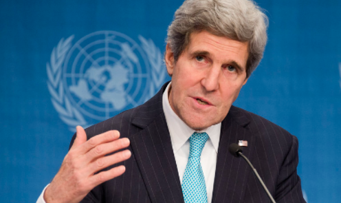 FLASHBACK: In 2009, John Kerry incorrectly predicted the Arctic would have 'ice-free summer' by 2014