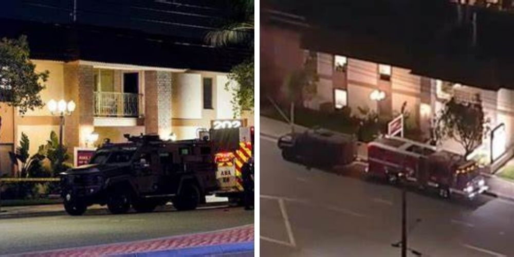 BREAKING: Four dead including a child during mass shooting in Orange, California