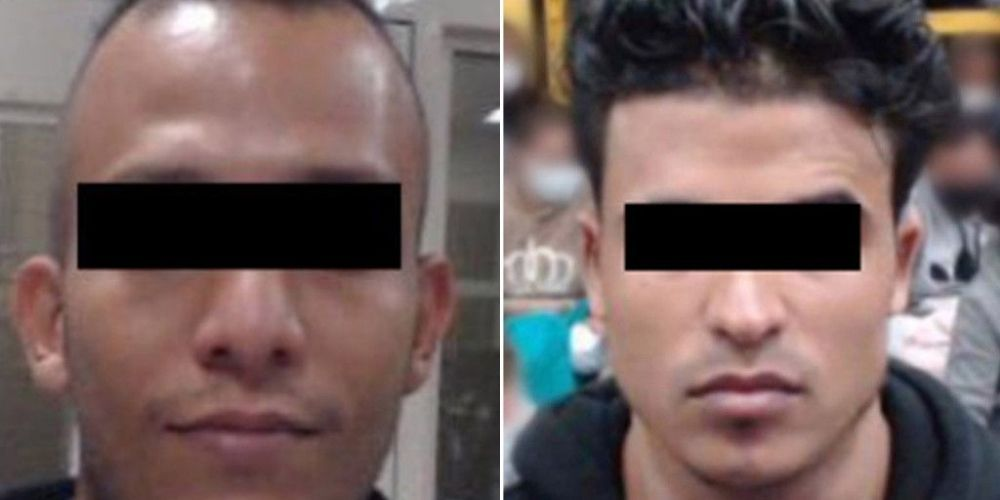 US border agents arrest two men on the terror watchlist who tried to cross border from Mexico