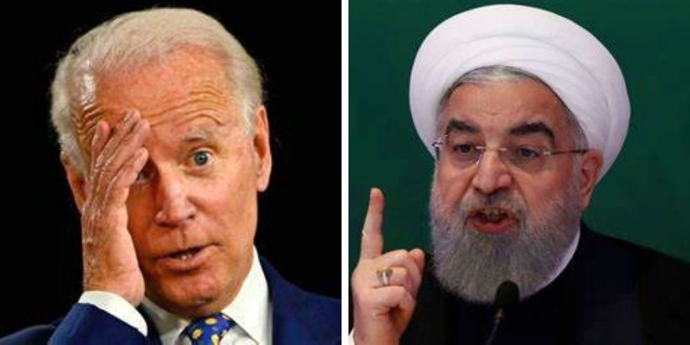 Biden State Department announces that US prepared to remove sanctions on Iran to resume nuclear deal