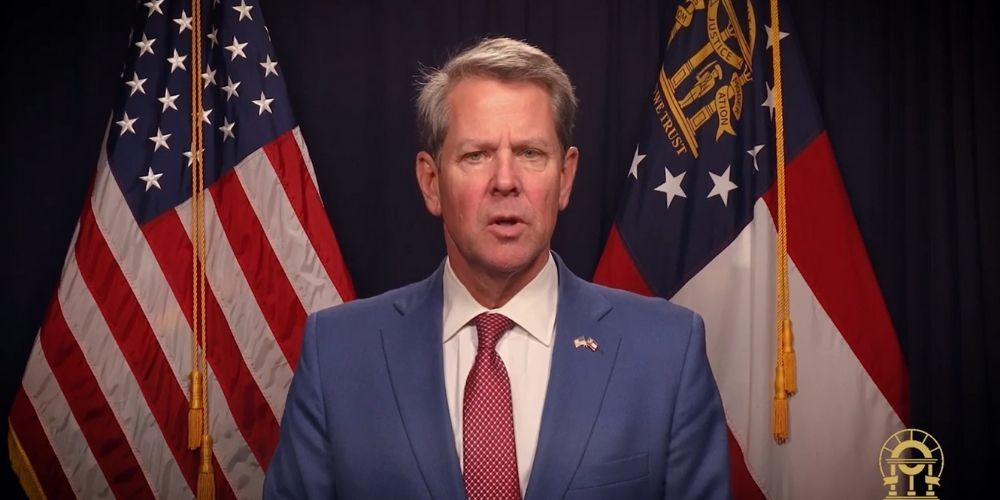 WATCH: Georgia Gov Brian Kemp announces all remaining state COVID restrictions will be lifted starting Thursday