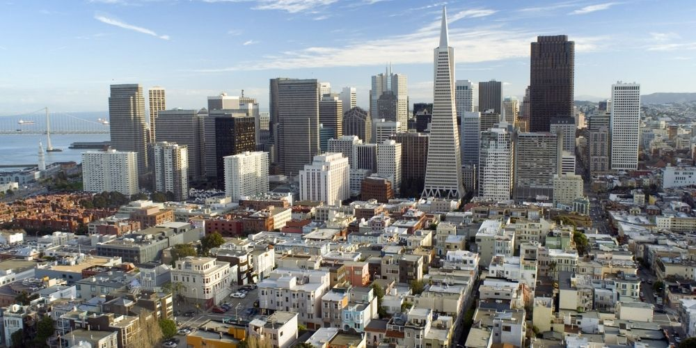 San Francisco losing record numbers of residents to Florida and Texas
