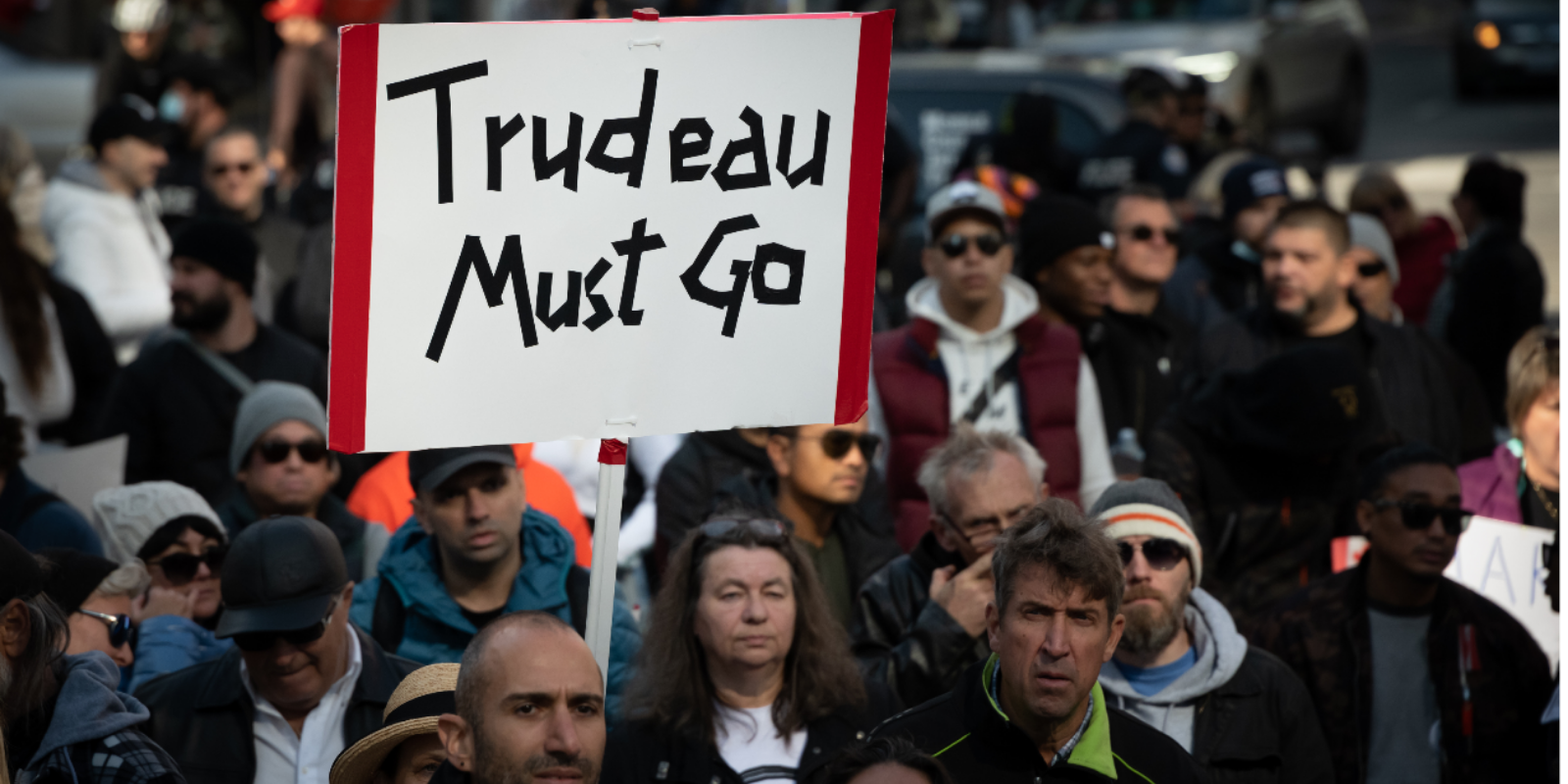 Over 50 percent of Canadians want Trudeau gone: poll