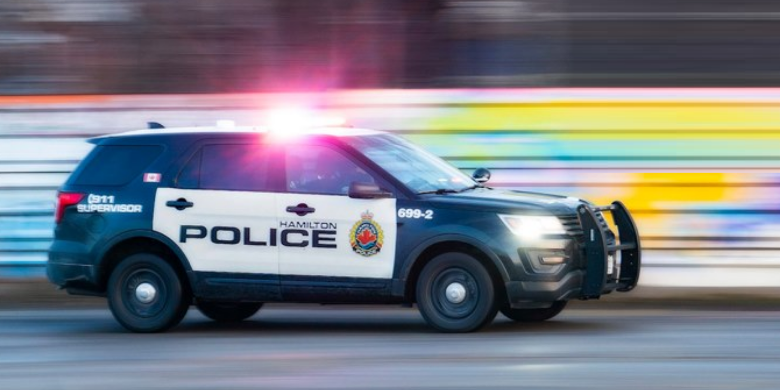 Hamilton police officer arrested, charged with sexual assault